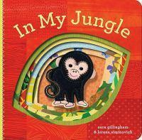 In My Jungle: FingerPuppetBook