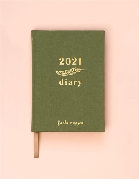 Frankie 2020 Diary Daily Journal