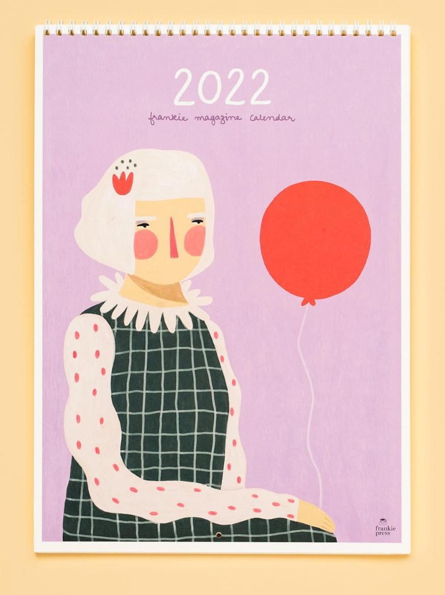 Frankie 2022 Calendar