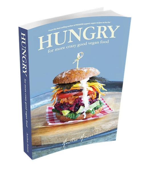 Hungry: For More Crazy GoodVeganFood