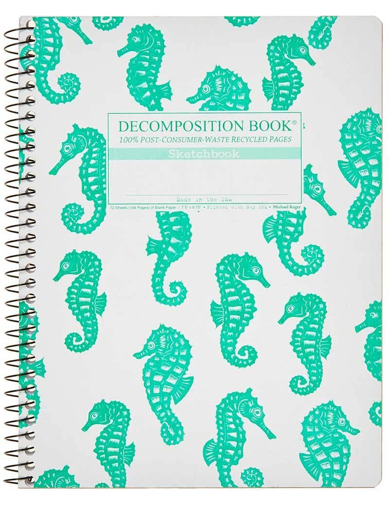 Decomposition Notebook Seahorses