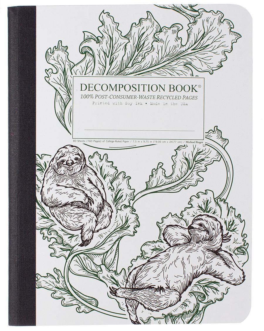 Decomposition NotebookVegginOut