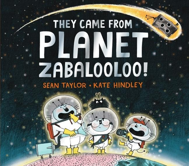 They Came fromPlanetZabalooloo!