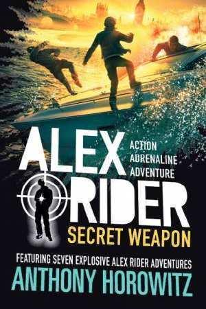 Alex Rider Secret WeaponShortStories