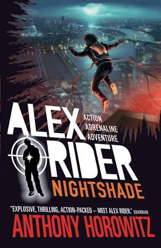 Nightshade (Alex Rider, Book 13)