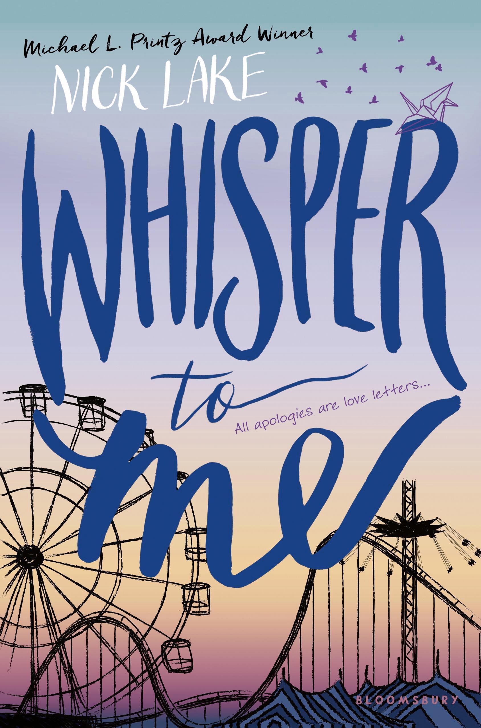 Whisper to Me