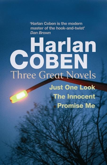 Harlan Coben: Three Great Novels