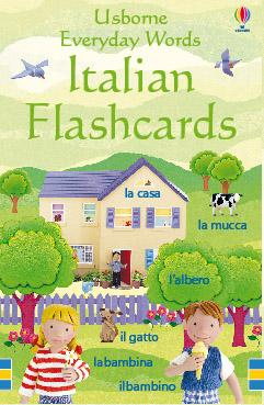 Everyday WordsItalianFlashcards