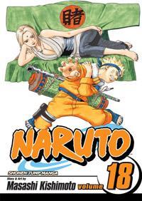 Naruto,Vol.18