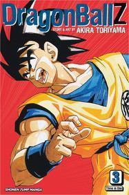 Dragon Ball Z (VIZBIG Edition), Vol. 3