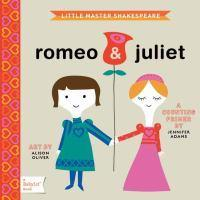 Little Master Shakespeare Romeo and Juliet: A Counting Primer