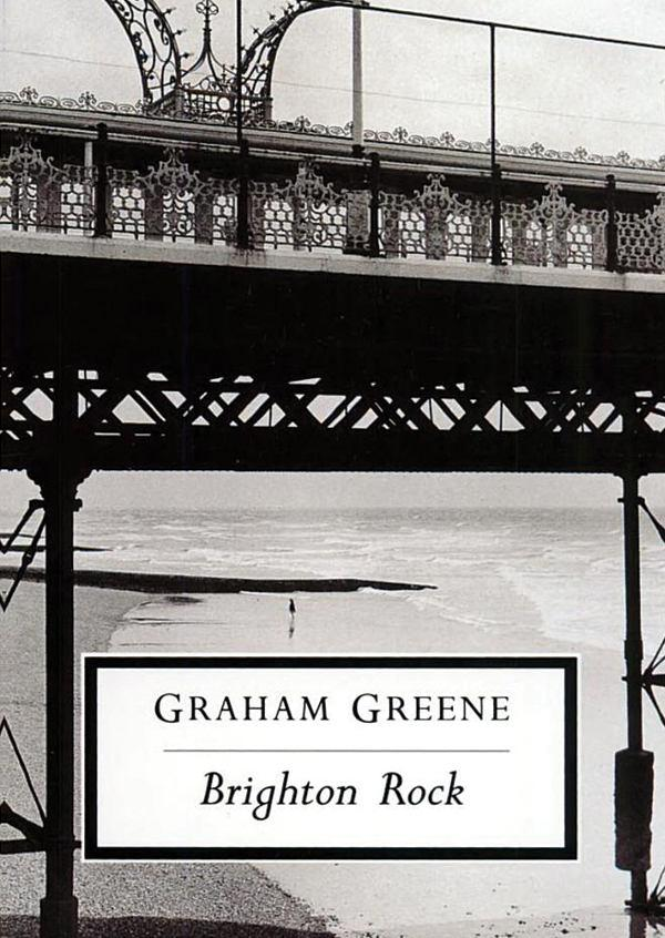 a literary analysis of the book brighton rock by graham greene Brighton rock by graham greene coincides with the book's as well as bringing greene commercial success, brighton rock also heralded the author's emergence.