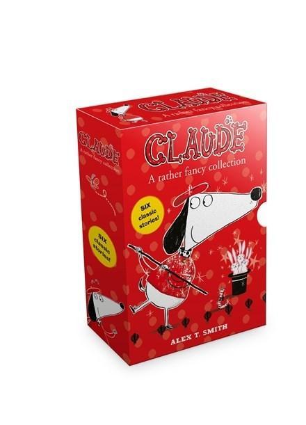 Claude:6-BookSlipcase