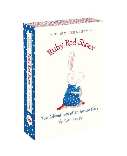 Ruby Red ShoesStoryTreasury