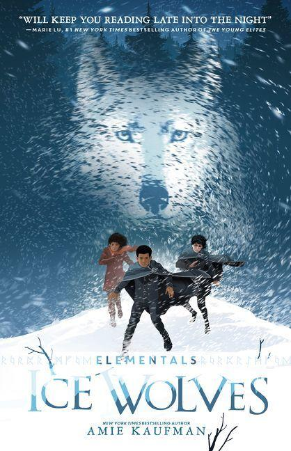 Elementals: Ice Wolves (Book 1)