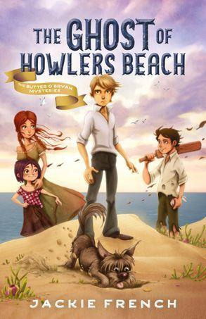 The Ghost of Howlers Beach (The Butter O'Bryan Mysteries, Book 1)