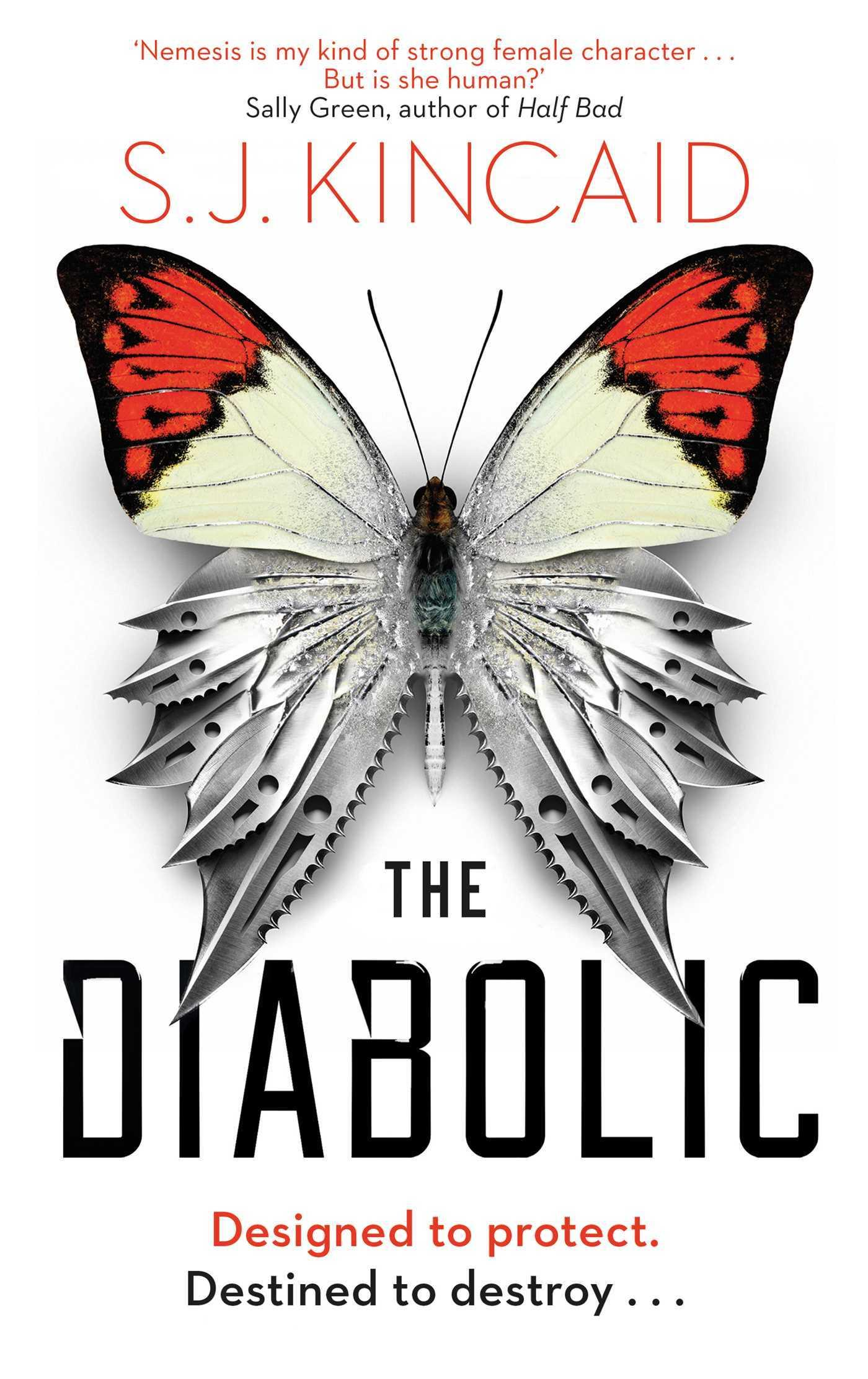 The Diabolic (The Diabolic #1) by S.J. Kincaid