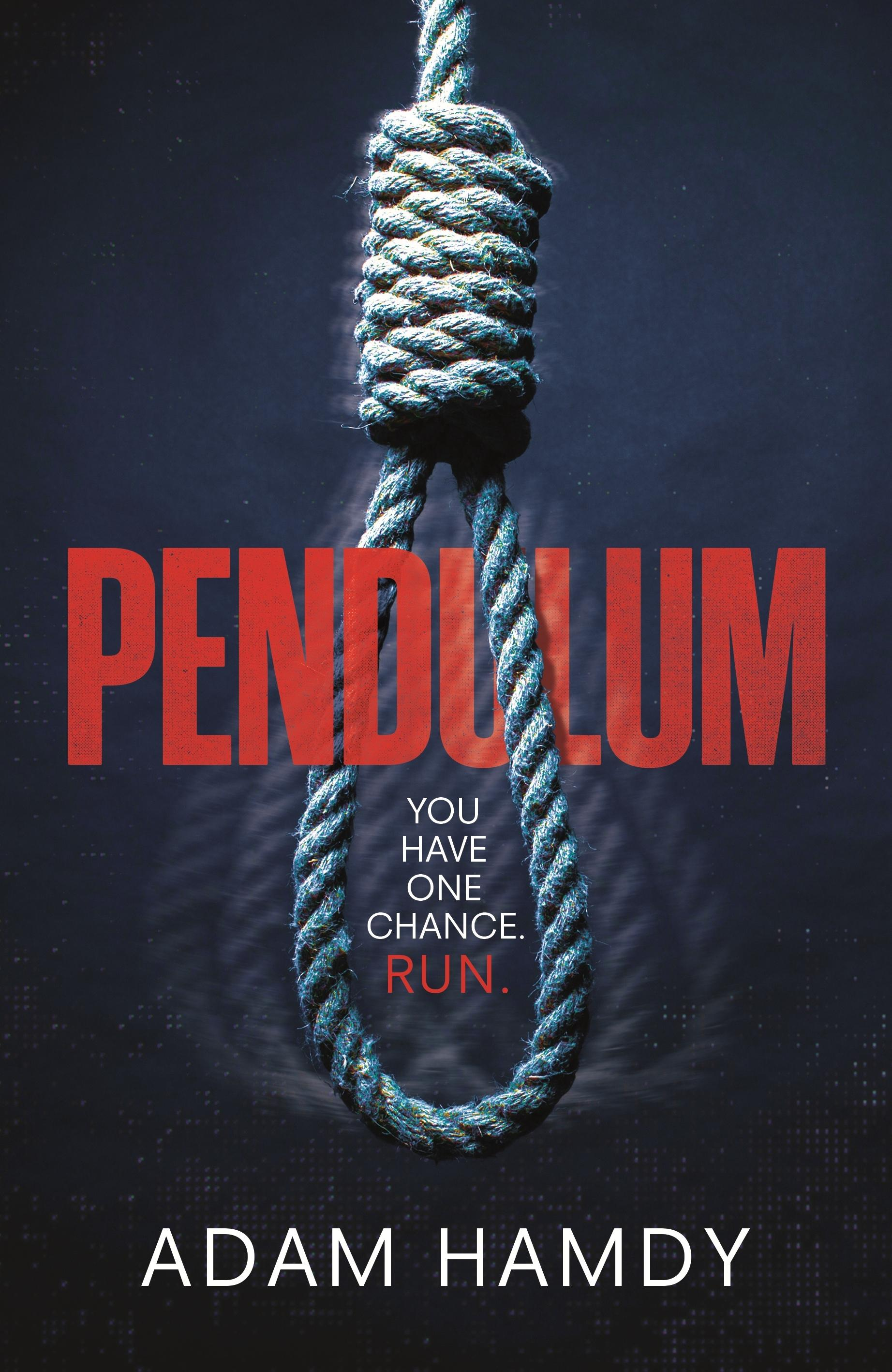 Pendulum: the explosive debut thriller (BBC Radio 2 Book Club Choice)
