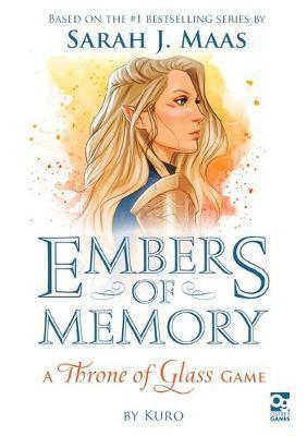 Embers Of Memory A Throne Of Glass Game