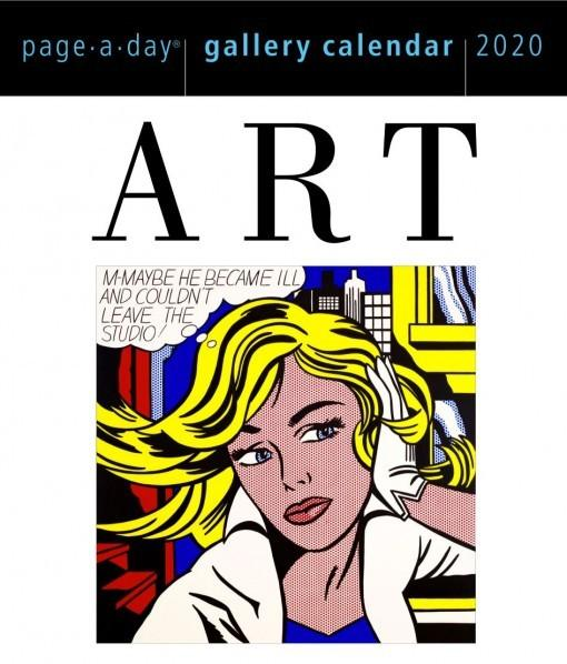 Art: Page-a-Day Gallery Calendar 2020