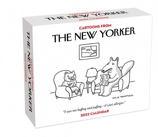 Cartoons from The New Yorker 2022 Day to Day Desk Calendar