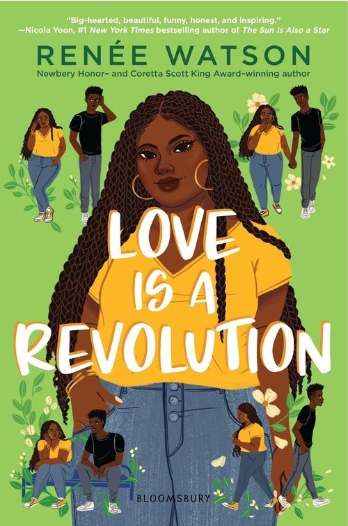 Love IsaRevolution