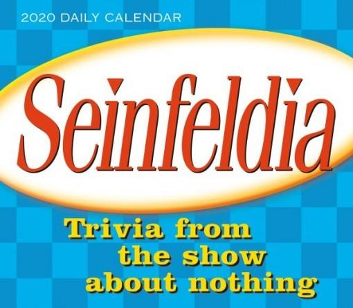 Seinfeldia 2020 Daily Calendar: Trivia from the Show About Nothing