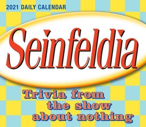 Seinfeldia 2021BoxCalendar