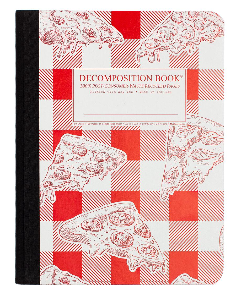 Decomposition Notebook Large By The Slice