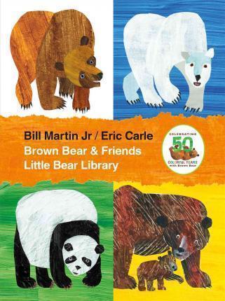 Brown Bear & Friends LittleBearLibrary