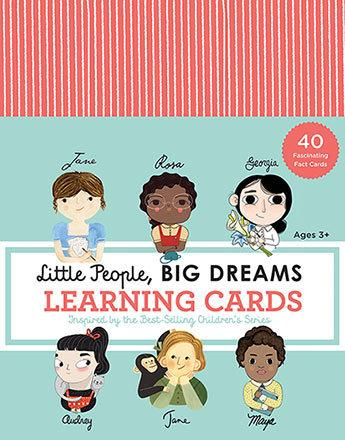 Little People Big Dreams (Learning Cards)