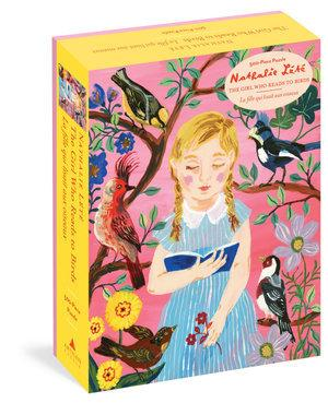 Girl Who Reads To Birds 500 Piece Puzzle