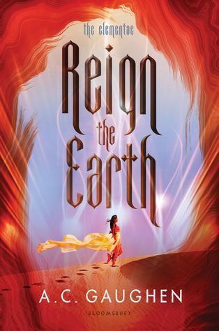 Reign the Earth (The ElementaeBook1)
