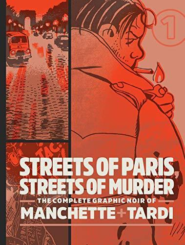 Streets Of Paris, Streets Of Murder (vol. 1)