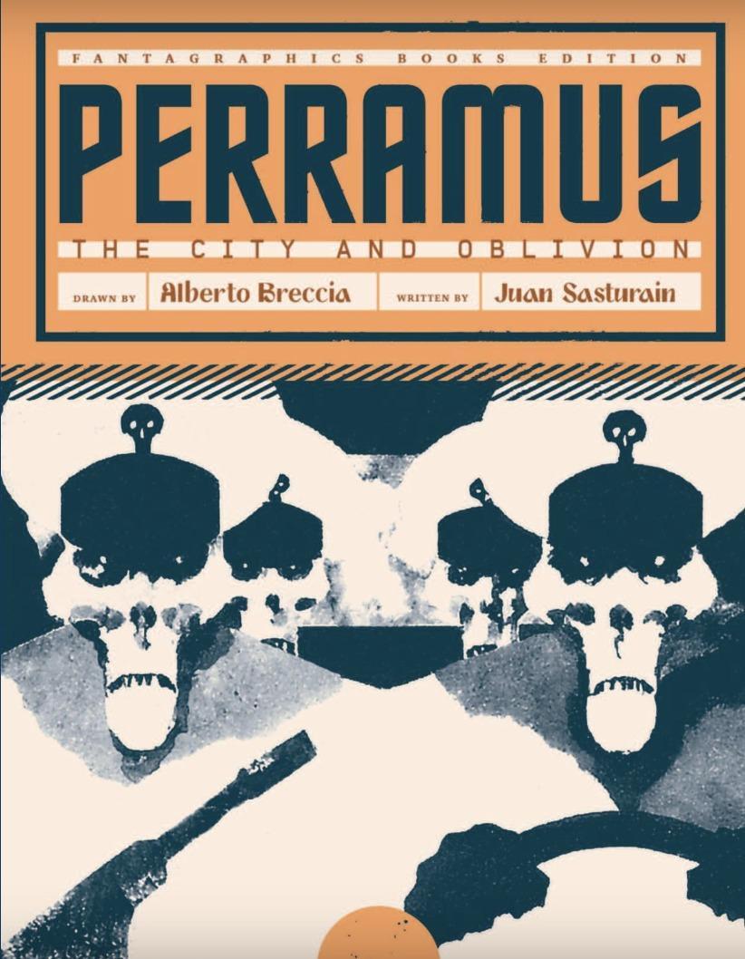 Perramus: The City&Oblivion