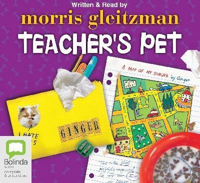 Teacher's Pet AUDIO BOOK