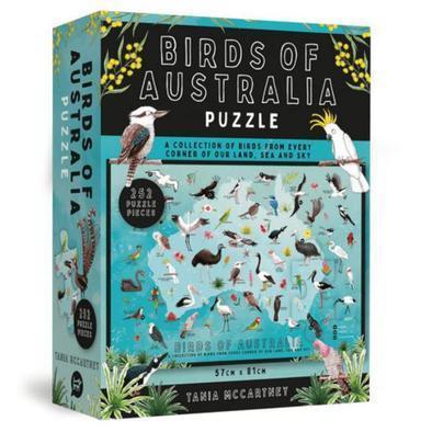 Birds OfAustraliaPuzzle