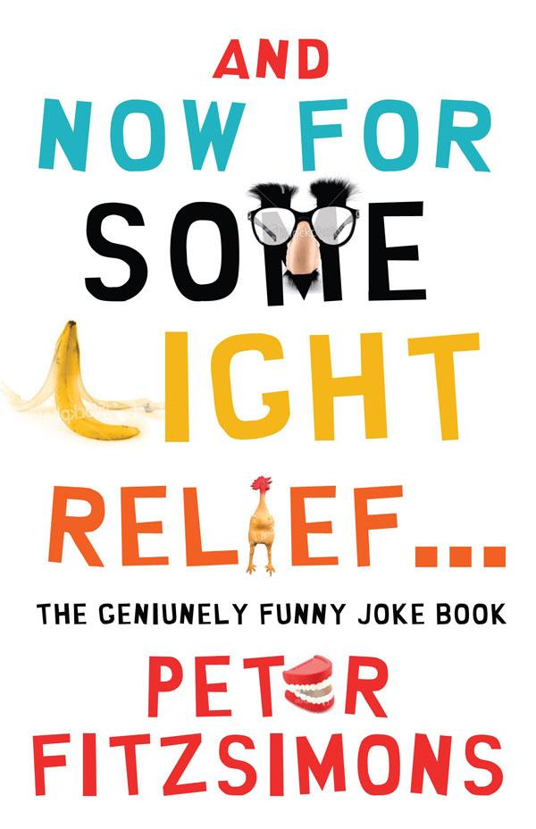 And Now For Some Light Relief...The Genuinely FunnyJokeBook