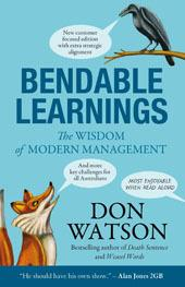 Bendable Learnings: The Wisdom of ModernManagement