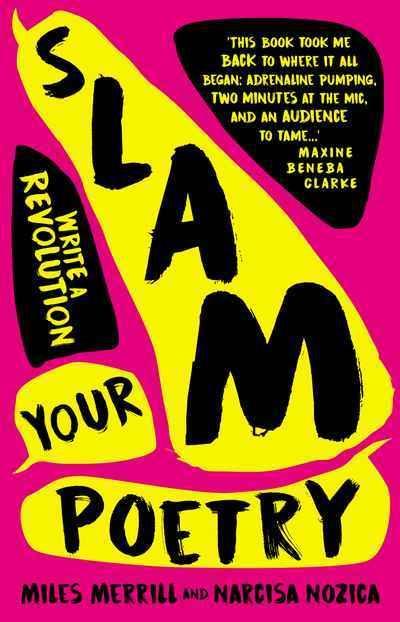 Slam Your Poetry: WriteaRevolution