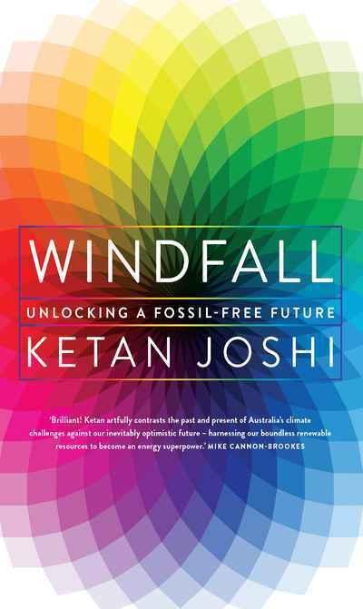 Windfall: Unlocking a fossilfreefuture