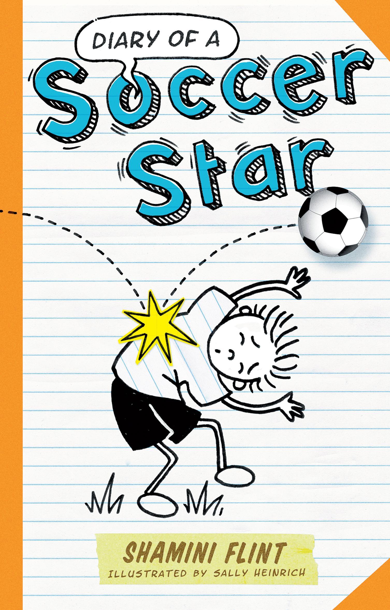 Diary of aSoccerStar