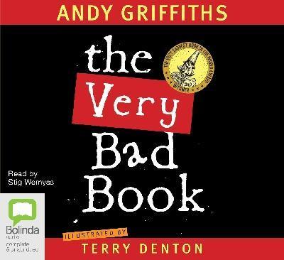 The Bad Book & The Very BadBook(Audiobook)