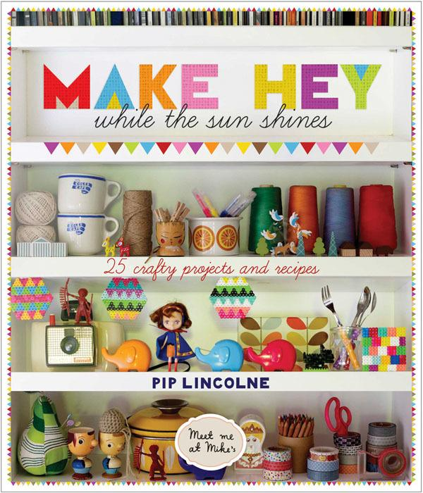 Make Hey!: While the Sun Shines - 25 Crafty Projects and Recipes