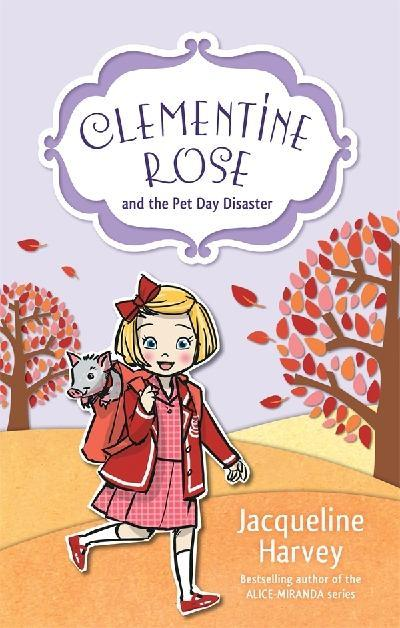Clementine Rose and the Pet DayDisaster2