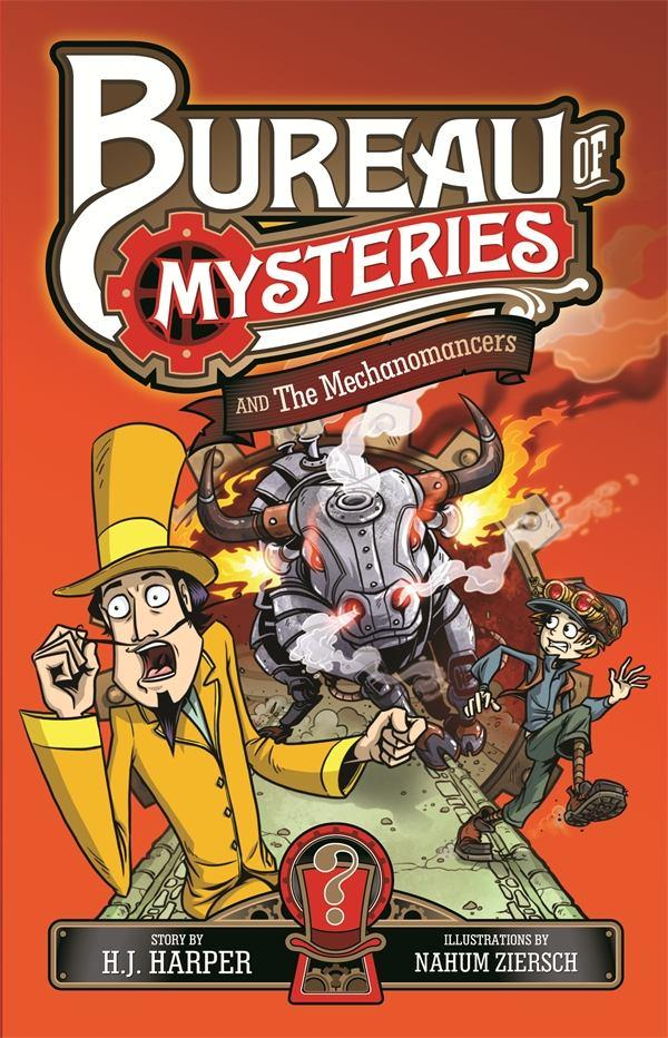 Bureau of Mysteries 2: The Mechanomancers