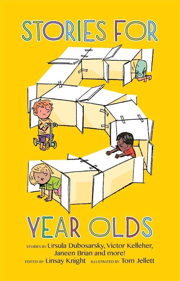Stories for FiveYearOlds