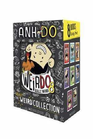 Weirdo Really Weird Collection Set 1To8