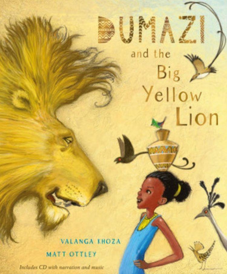 Dumazi and the BigYellowLion