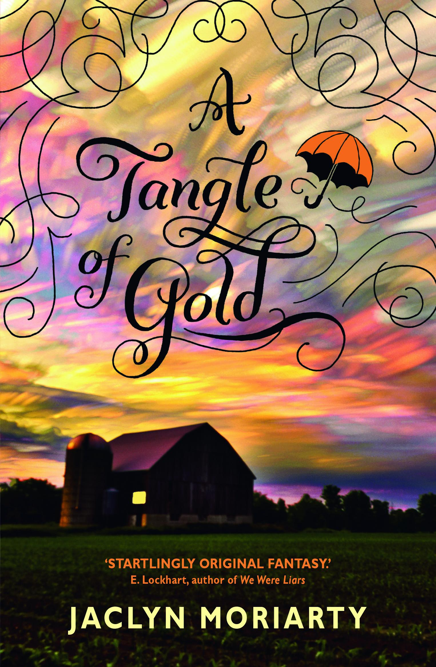 A Tangle of Gold: The Colours of Madeleine Book 3